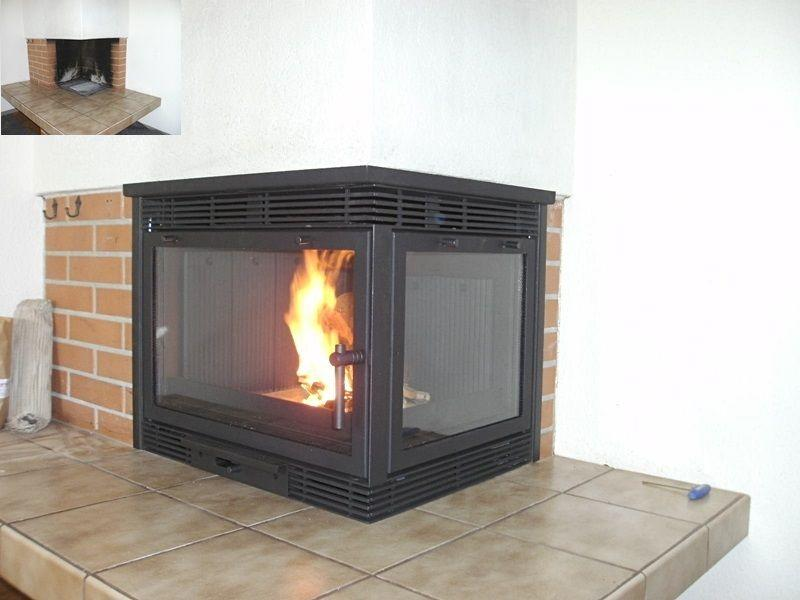 Kamineinsaetze ofen brennt gronau